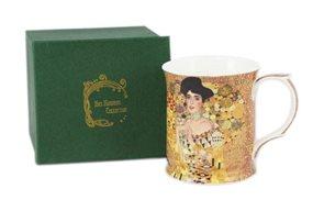 Porcelánový hrnek Gustav Klimt Adéle 400 ml v dárkovém balení