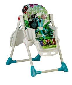 Gmini Jídelní židle Krteček - BRUSLE modrá