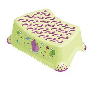 Dětská stolička OKT HIPPO - zelená