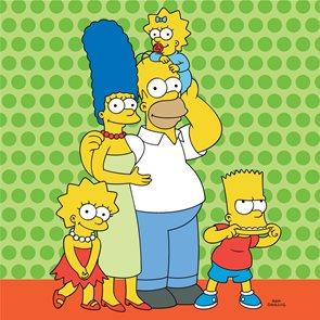 Polštářek The Simpsons