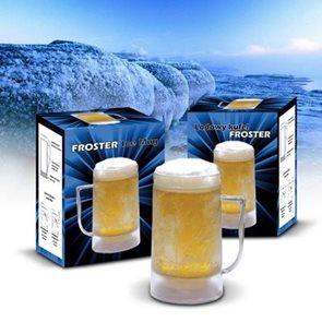 Chladící půllitr gelový