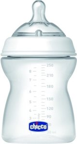 Chicco Láhev Step Up 250ml silikon, 4m+