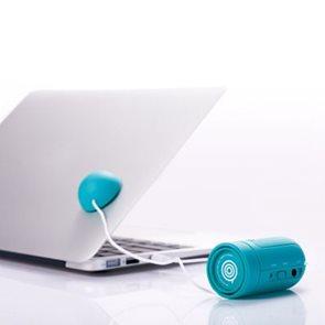 Reproduktor Vibe speaker Modrá