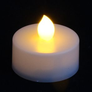 Čajová svíčka na baterie