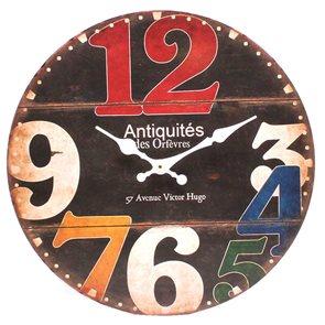Hodiny Antiquités des Orfevres 34 cm