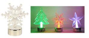 LED Vánoční vločka