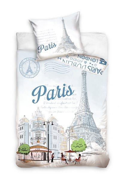 Ložní povlečení - Paris Eifell