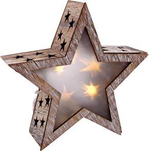 Svítící hvězda malá