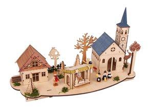 Vánoční vesnice Staré město