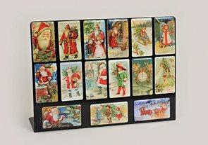 Magnetka s vánočním motivem