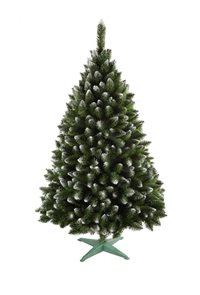 Umělý vánoční stromek Jedle zasněžená 180 cm