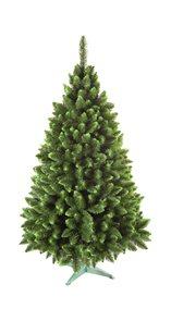 Umělý vánoční stromek Jedle LUX světle zelená 220 cm