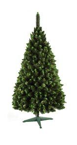 Umělý vánoční stromek Borovice zelený brokát 160 cm