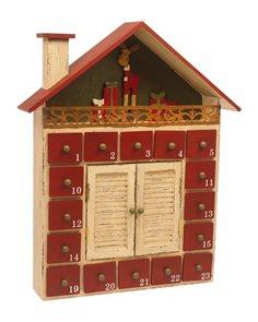 Adventní kalendář Zimní chata