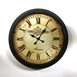 Dekorační hodiny France  pr. 70 cm