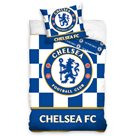Povlečení FC Chelsea Check 140x200 70x80
