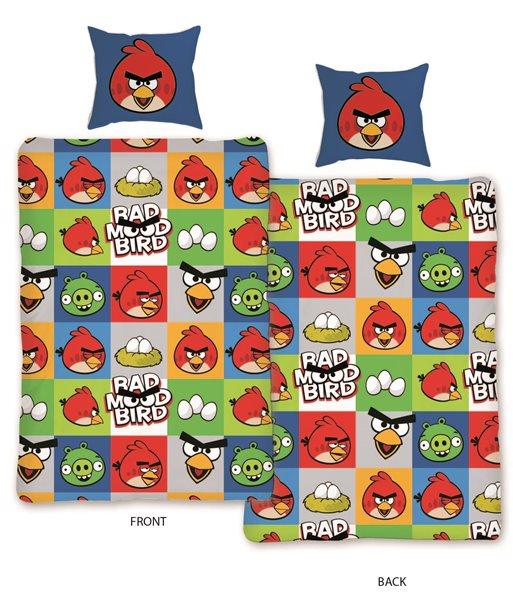 Dětské povlečení Angry Birds 140x200cm