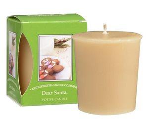 Votivní vonná svíčka Dear Santa
