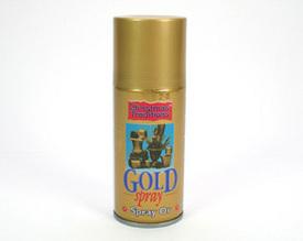 Dekorační zlatý sprej 150ml
