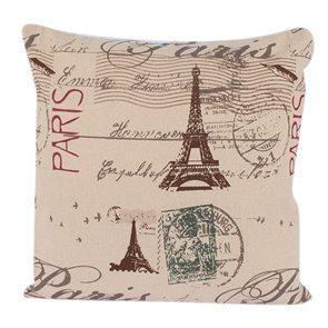 Povlak na polštář Paris Postcard