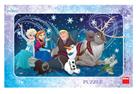 Puzzle Sněhové vločky Ledové království 15 dílků