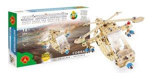 Malý konstruktér - COBRA Vrtulník (Pouštní bouře)