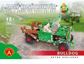 Malý konstruktér - BULDOG Retro náklaďák