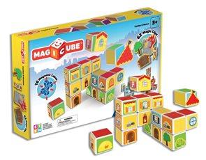 Magicube - Hrady a domy, 16 kostek