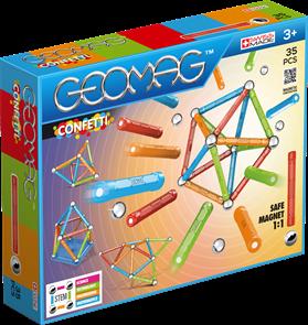 Geomag Confetti 35 dílů