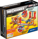 Geomag Mechanics Gravity 115 dílů