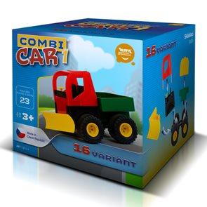Combi Car 1 - unikátní skládací autíčko