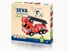 Stavebnice SEVA Rescue 1 / 545 dílů/