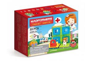 Magformers - Městečko Nemocnice