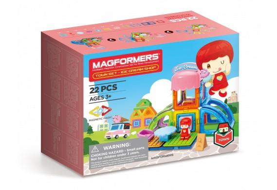 Magformers - Městečko Cukrárna