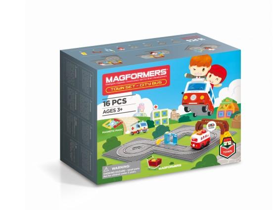 Magformers - Městečko Autobus