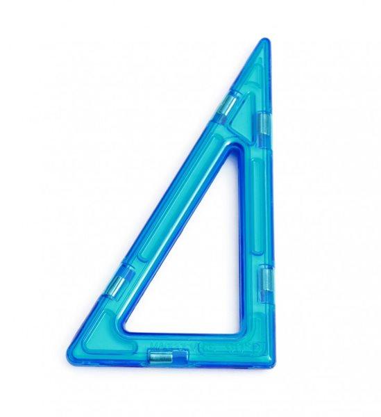 Magformers - Pravoúhlé trojúhelníky (12 ks) - Magnetiská stavebnice
