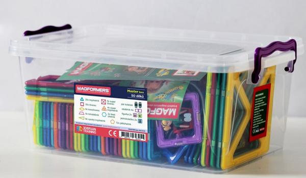 Magformers - Master Box, Doprava zdarma