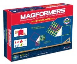 Magformers - Pythagoras - 47, Doprava zdarma