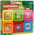 Magformers Kartičky zvířátka