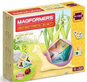 Magformers Můj první Pastelle 30