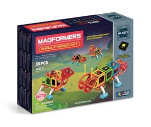 Magformers Plazivé příšerky