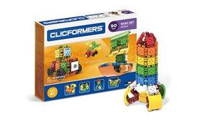 Clicformers - stavebnice 90 dílů