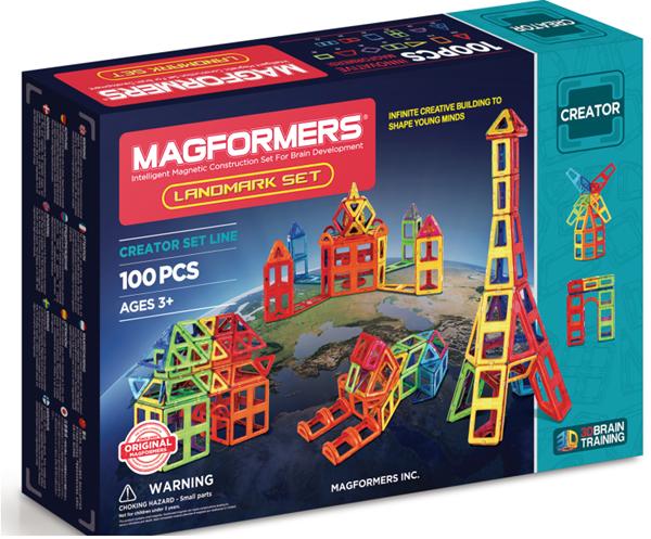 Magformers Landmark 100, Doprava zdarma
