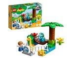 LEGO DUPLO 10879 Jurský svět Dinosauří ZOO