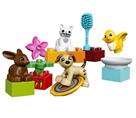 LEGO DUPLO 10838 Domácí mazlíčci - DUPLO Moje město