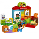 LEGO DUPLO 10833 Školka - DUPLO Moje město