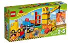 LEGO DUPLO 10813 Velká městská stavba, 2 - 5 let