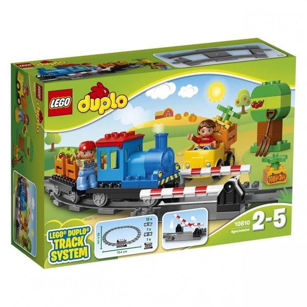 LEGO DUPLO 10810 Vláček - DUPLO LEGO Ville
