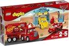 LEGO DUPLO Disney Cars 10846 Kavárna Flo