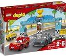 LEGO DUPLO Disney Cars 10857 Závod o Zlatý píst